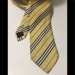 Burberry vintage tie